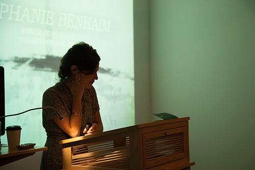 Stephanie Benhaim '14