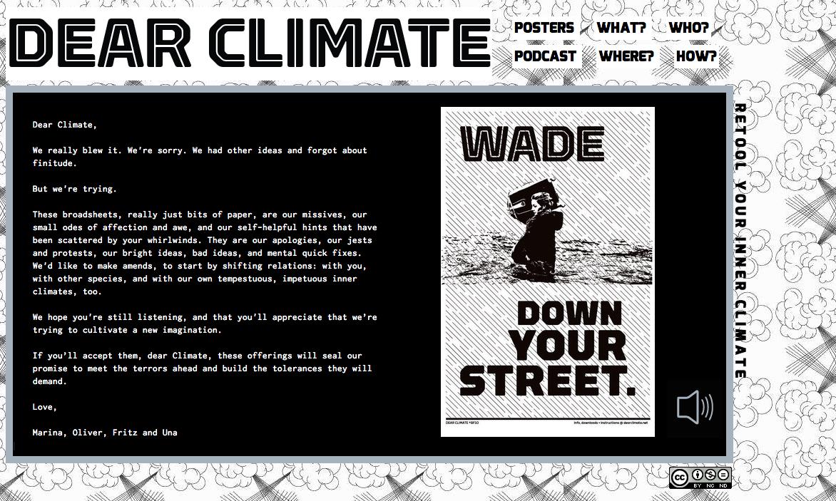 Zurkow: Dear Climate
