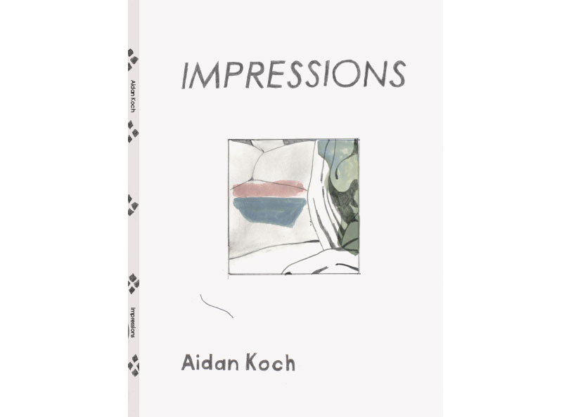 Aidan Koch, Impressions, Peradam, 2014