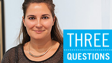 3 Questions with Rachel Adams